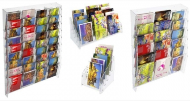 POSTCARD DISPLAYS