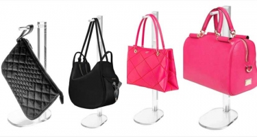 HANDBAG HOLDER DISPLAYS