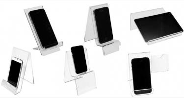 MOBILE PHONE HOLDER DISPLAYS