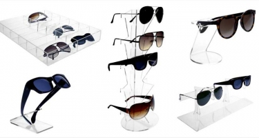 EYEGLASS/SUNGLASS DISPLAY RACKS